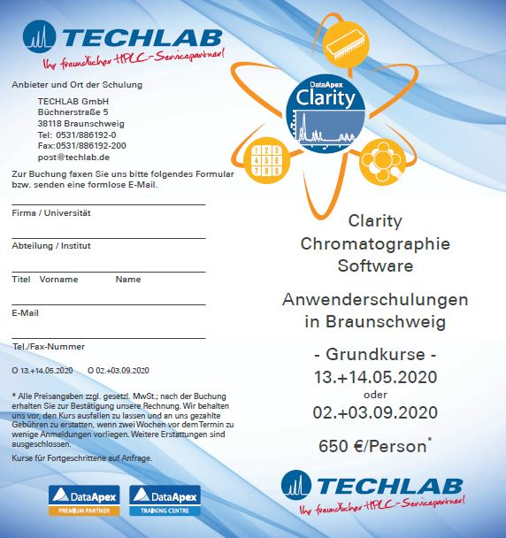 Clarity Schulung 2017-09